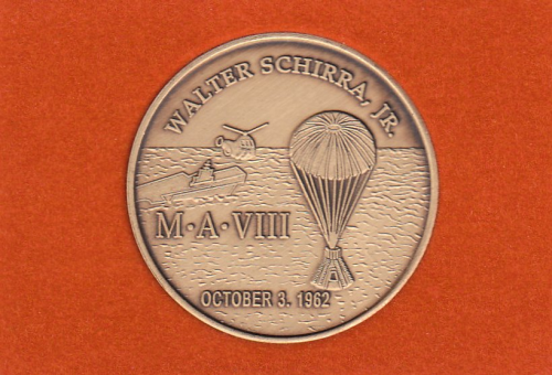 Mercury-Atlas 8 Commemorative Coin