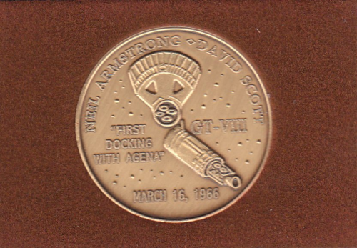 Gemini 8 Commemorative Coin