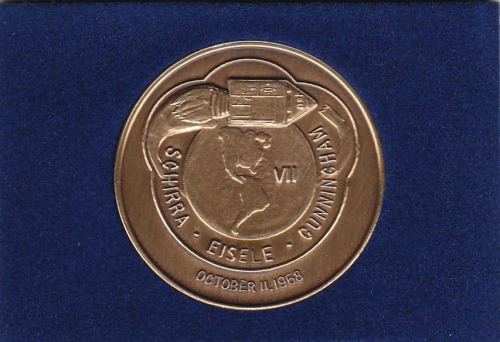 Apollo 7 Commemorative Coin