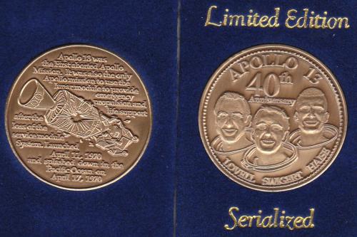 apollo 7 commemorative coin values - photo #43
