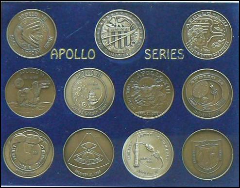apollo 7 commemorative coin values - photo #13