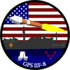 GPS IIF-8 Patch