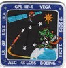 GPS IIF-4 Mission Patch (payload)