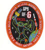 GPS IIF-6 Mission Satellite Patch