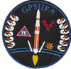 GPS IIF-9 Mission - Launch Vehicle Patch