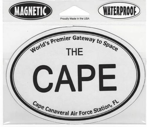 """The Cape"" magnet"