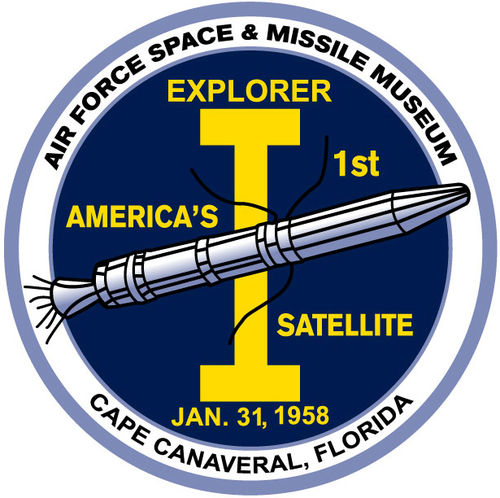 Explorer I Museum Patch