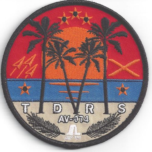 TDRS-M Mission Patch