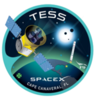 SpaceX TESS Mission Patch