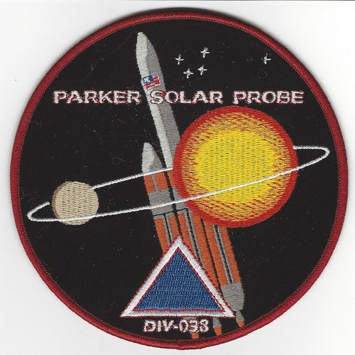 Parker Solar Probe Mission Patch