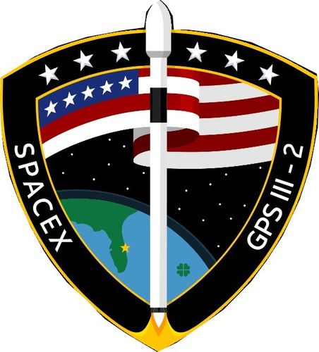 SpaceX GPS III-2 SV01 Mission