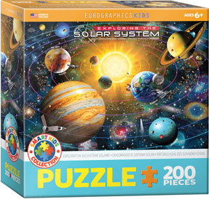 Puzzle, Solar System