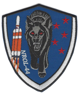 NROL-44 Mission Patch