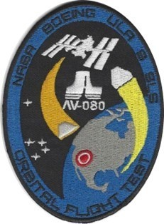 Orbital Flight Test Mission Patch