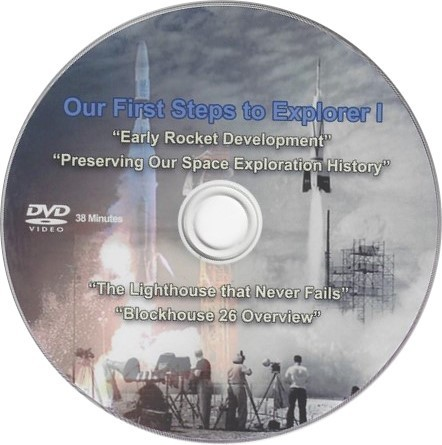 Our First Steps to Explorer I DVD